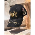 "THOMAS CONTINY CAP DAIM ""EAGLE"" BLACK"