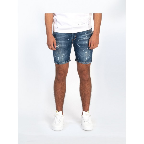 19 - EXPLICIT TRAVIS SHORT BLUE