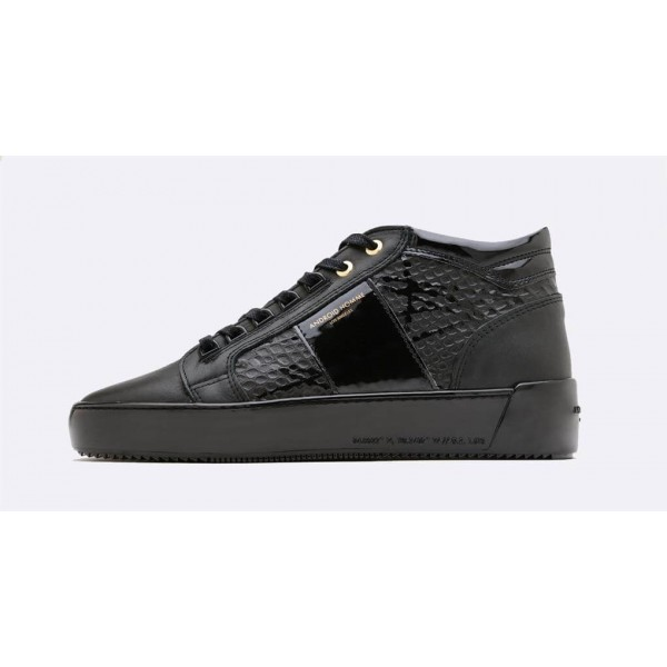 ANDROID HOMME MID PROPULSION BLACK GLOSS VIPER