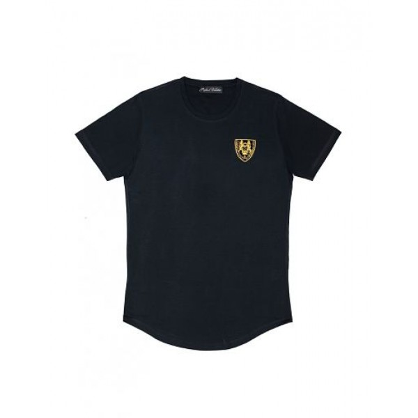 "RICHARD VALENTINE T-SHIRT ""STONEBRIDGE"" BLACK"