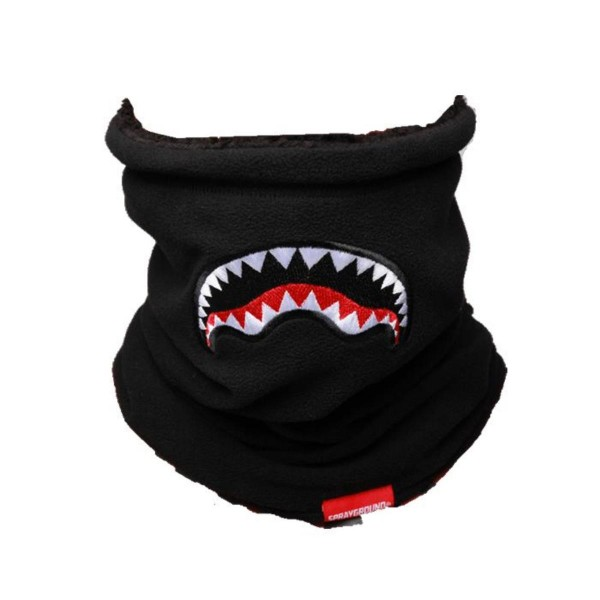 SPRAYGROUND BLACK NECK WARMER