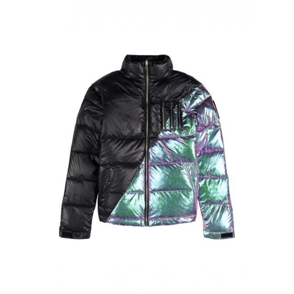 THE NEW DESIGNERS BOMBERS MIDDLE BLACK/RIDESCENT
