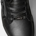 VO7 BASKETS ROMA 95 DARK BLACK